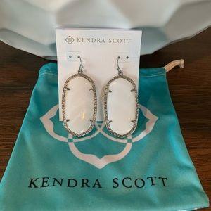 Kendra Scott white Danielles!